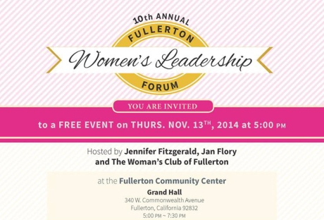 Women's Leadership 2014