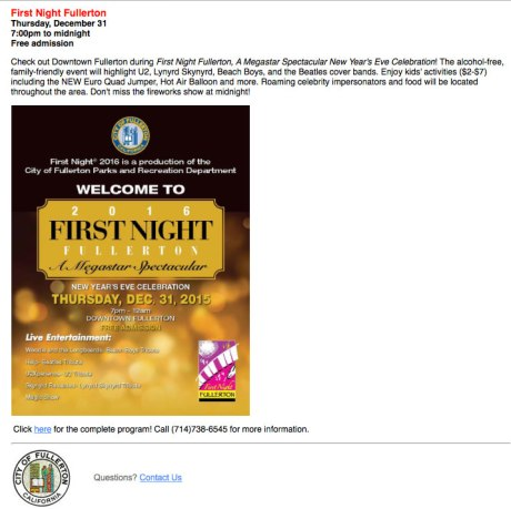FirstNightEmail