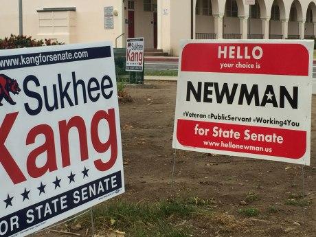 NewmanKangSigns