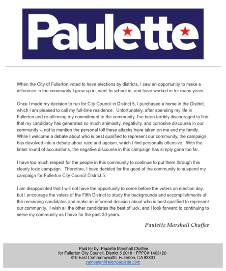 Paulette Suspension Letter